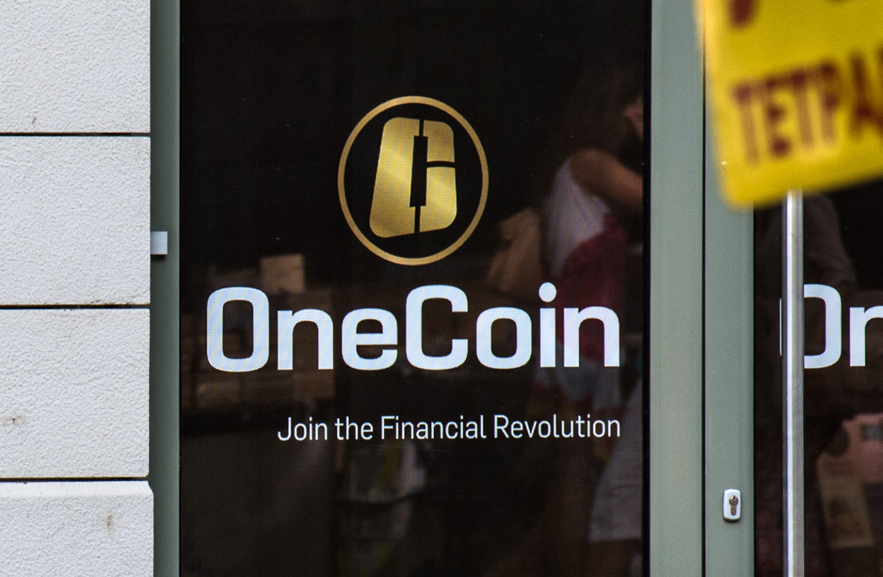 Kantoor van OneCoin in Sofia, Bulgarije (Foto: Ronny Martin Junnilainen, CC BY-SA 3.0 via Wikimedia Commons)
